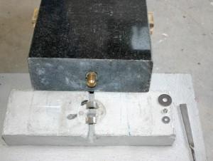 KS-Grabmal-Befestigungssystem